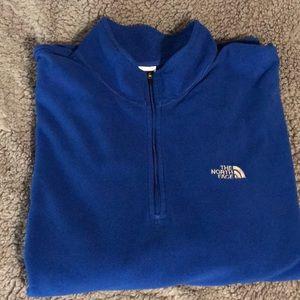 Men's Northface TKA 100 Fleece Pullover Size XL